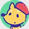 POCH公式キャラクター「ポチーヌ」のアイコン