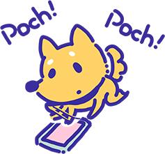 チャット小説アプリ「POCH」